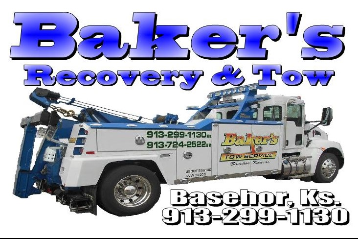 Baker's Recovery & Tow