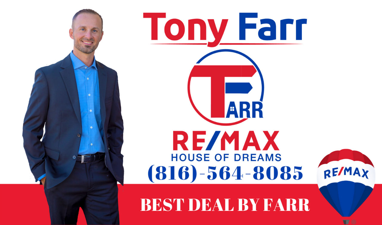 Tony Farr, RE/MAX House of Dreams